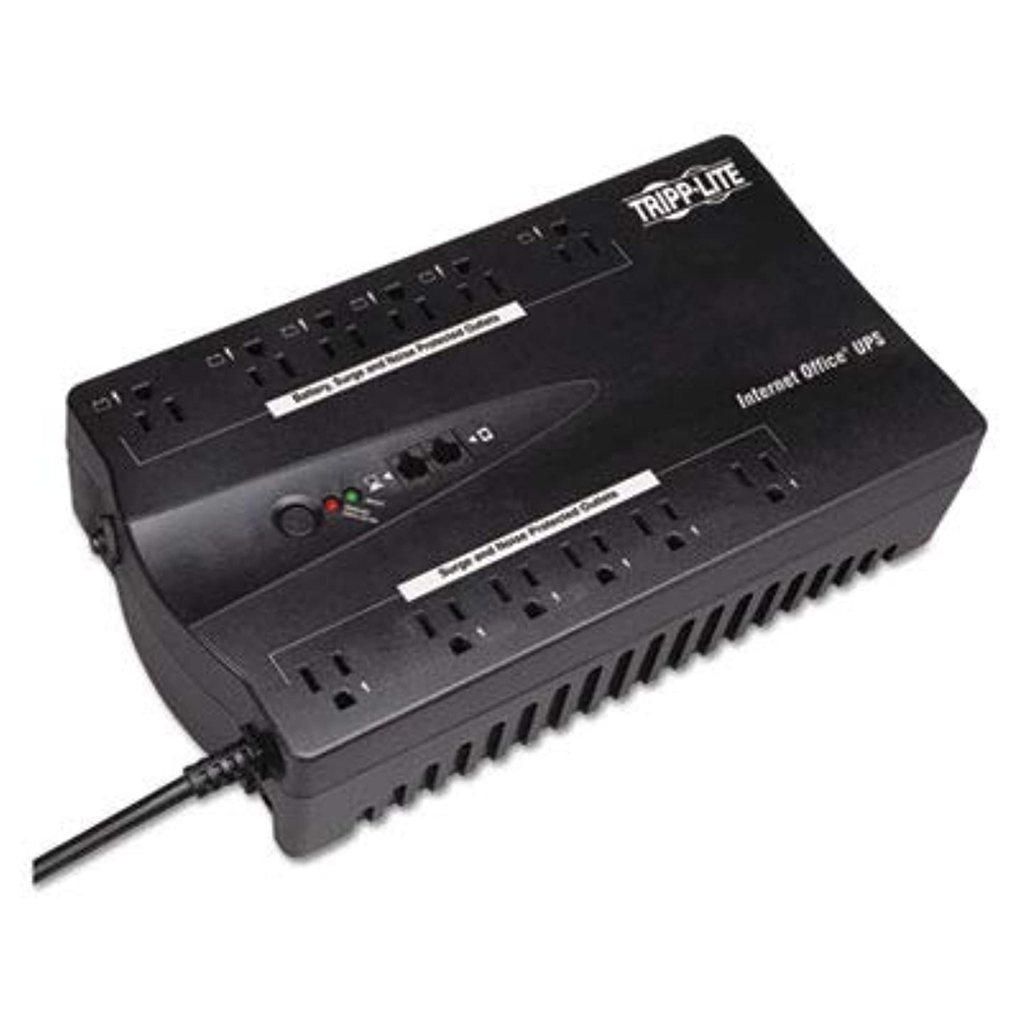 TRPINTERNET900U - Tripp Lite INTERNET900U Internet Office 900VA UPS 120V with USB