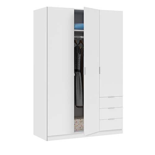 Habitdesign LCX323O - Armario ropero Tres Puertas