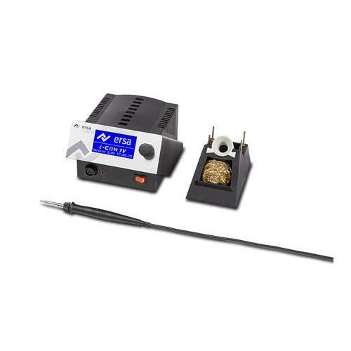 Ersa 0IC113VOC Einkanalige, Elektronisch Geregelte Löt- und Entlötstation, 80W