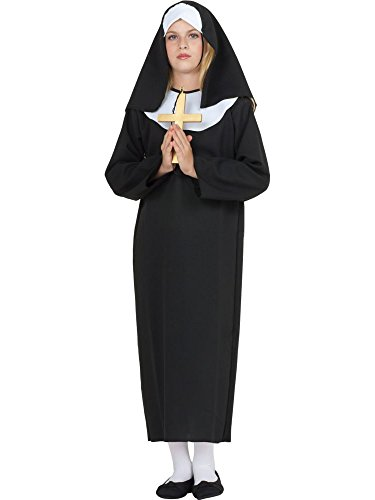 Lil Sister Nun Kids Costume