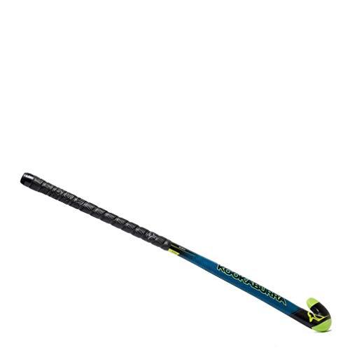 Kookaburra Wood Burst Hockey Stick, Azul, 76cm