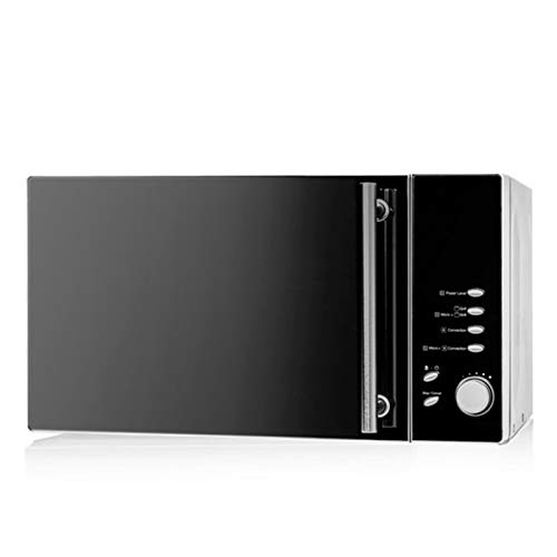 Oven Solo Microwave Oven in Silver Tact Built In Electric Single Oven - Stainless Steel Premium Convection Halogen Oven Cooker Ideal for Roasting,Baking