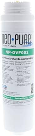 Neo-Pure NP-OVF001 Oasis VersaFilter Compatible Filter New mail order - safety Water S