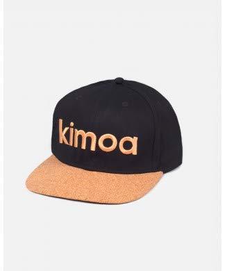 Kimoa Fernando Alonso - Gorra (talla única), color negro