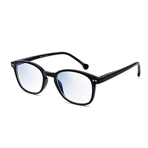 occhiali antiaffaticamento uomo Baytion Occhiali Anti Luce Blu Uomo/Donna