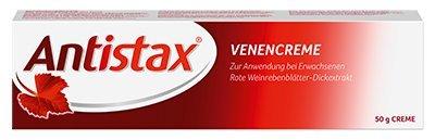 Antistax® Venencreme Spar-Set 3x100g. Lindert Beschwerden und Schweregefühl der Beine im Zusammenhang mit leichten venösen Durchblutungsstörungen.