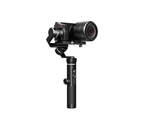Feiyu Tech Gimbal Set G6 Plus Stabilisator für Actionkamera & Smartphone inkl. Phone Adapter