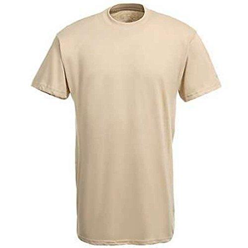 Tee Shirt Tan Militaire séchage Rapide