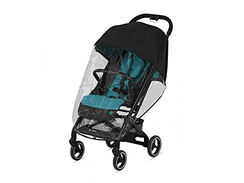 CYBEX Gold Rain Cover for CYBEX Beezy Stroller, Transparent