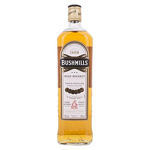 Bushmills Bushmills Triple Distilled Original Irish Whiskey 40% Vol. 1L - 1000 ml