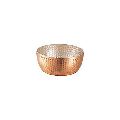 丸新銅器『銅ヤットコ鍋』