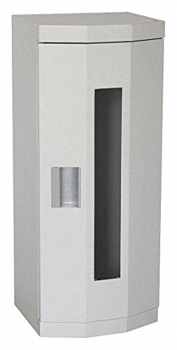 Fire Extinguisher Cabinet, 30 lb, 11inD