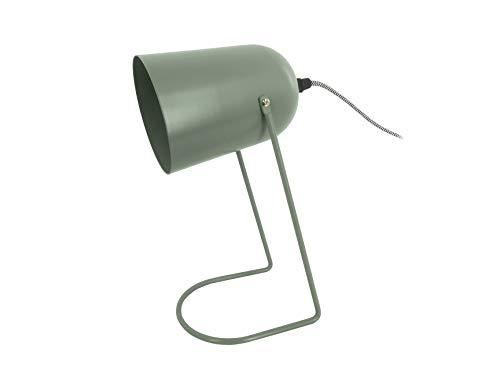 LEITMOTIV tafellamp Enchant ijzer mat grijs jade