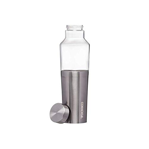 Corkcicle 2620MB thermosfles, roestvrij staal, mat, zwart, 59 cl