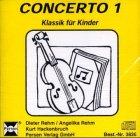 Concerto, Tl.1, 1 Audio-CD - Dieter Rehm