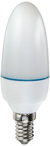 Osram 42142B1 Parathom LED Classic B, E14 80097-01 LED-lamp in kaarsvorm 1,2 W/100 V-240 V, blauw
