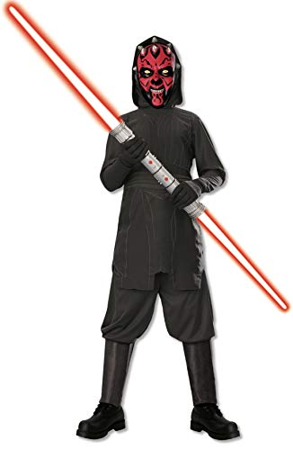 Rubies Star Wars Darth Maul Costume, Small