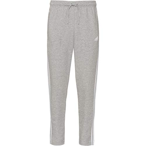 adidas M MH 3S TP2 Pantalon de Sport Homme Medium Grey Heather FR: XL (Taille Fabricant: XL)