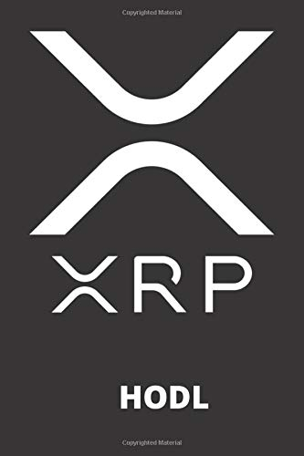 XRP | HODL: Blank Notebook for the XRP Digital Asset Enthusiast, Holder, Investor. This Journal Can Be Used for Crypto Asset Notes, Due Diligence for ... To Do Lists. Novelty Gift for Crypto Lovers.