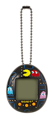 Tamagotchi Friends - Dispositivo PAC-MAN, color Negro (Bandai, 42857)