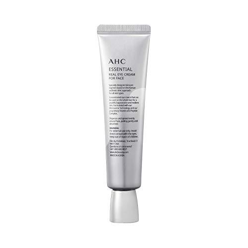 31ANkg6cAdL - Aesthetic Hydration Cosmetics AHC Face Moisturizer Essential Eye Cream for Face Anti-Aging Hydrating Korean Skincare 1.01 oz