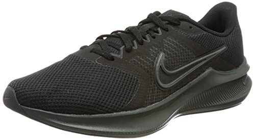 Nike Downshifter 11, Scarpe da Corsa Uomo, Black/Dk Smoke Grey-lt Smoke Grey, 43 EU