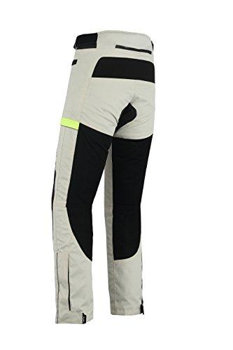 Pantalones perforados de verano para moto (Unisex) (XXL)