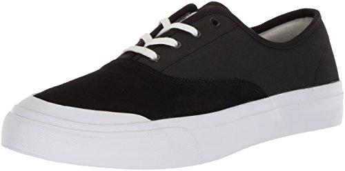 HUF Men's Cromer Skate Shoe, Black Truffle, 6 Regular US