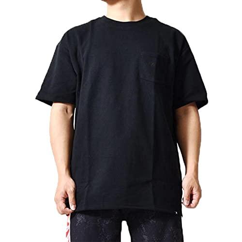 Hurley(ハーレー) メンズ EVD WSH PKT TEE HAVE FUN ロゴ UVカット ラッシュTシャツ 紫外線対策 ラッシュ Tシャツ サーフィン 海 海水浴 サーフ プール ランニング アウトドア RASH TEE ドライフィット hur