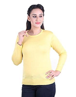 Ogarti Woman Woolen Full Sleeve Sweater