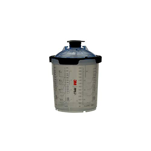 3M PPS Serie 2.0 Set, Standard, 650 ml, 125 μ, PN26026
