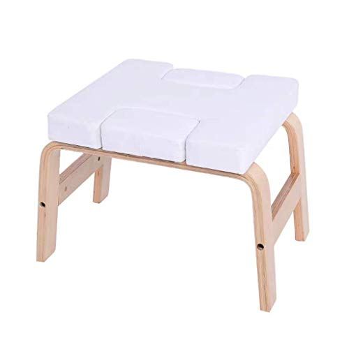 Best Prices! JGWHW Balanced Body Headstand Bench- Ideal Chair for Practice Head Stand, Shoul derstan...