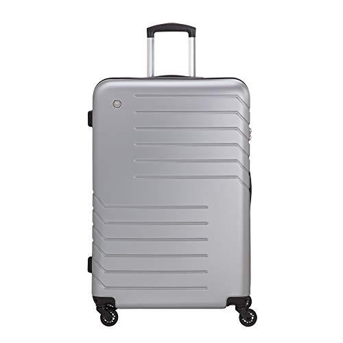 CARPISA Trolley grande rígido - Tendency Luggage, plateado (Plateado) - VA84950LC0004001