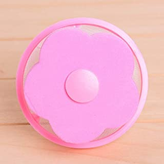 HUICHEN Magic Laundry Balls Washing Machine Floating Laundry Filter Bag Lint Pet Hair Romover Pouch Floating Hair Removal ...