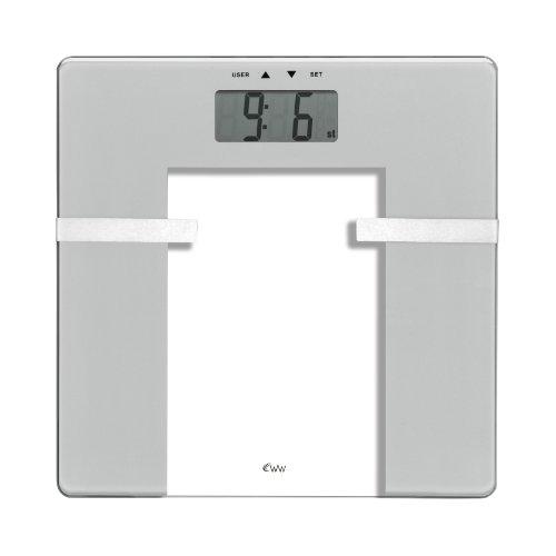 WEIGHT WATCHERS 8935MU Bascula digital con indice de masa corporal