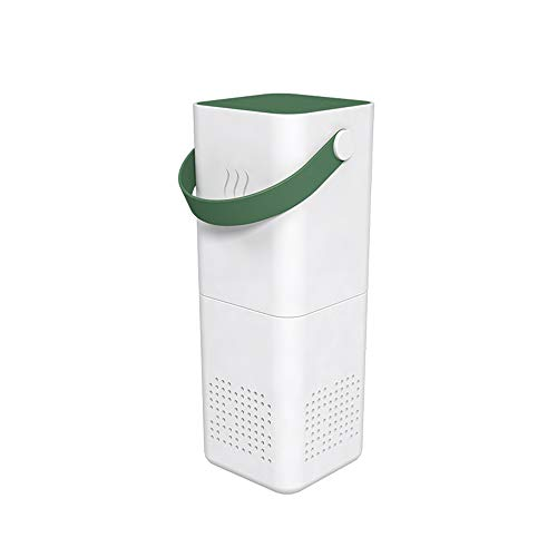 Radiancy lnc Household Air Purifier,Car Air Purifier,Portable Purifier,Mute,Triple Purification,Remove Dust,Pollen,Smoke,Odor,Suitable For Home,Bedroom Or Office.
