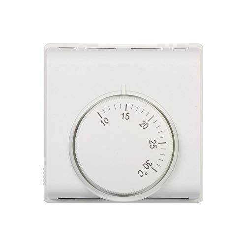 Mechanischer Thermostat Controller Schalter für 220V Raum für zentrale Klimaanlage im Hotel Restaurant Supermarkt oder zu Hause