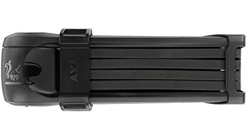 XLC Faltschloss Axa Fold 85 Länge 85cm, schwarz (1 Stück)
