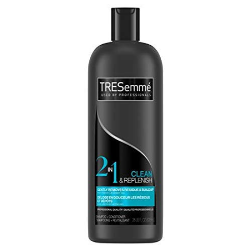 Tresemme Shampooing 825 ml de 2-en-1 Cleanse et reconstituer (pack de 3)