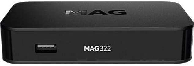 Mag 322 Infomir IPTV/OTT Set-Top Box WiFi Built-in