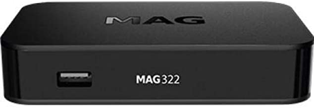 Mag 322 Infomir IPTV/OTT Set-Top Box WiFi Built-in
