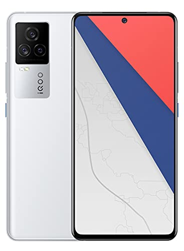 iQOO 7 Legend 5G (Legendary Track Design, 8GB RAM, 128GB Storage)   3GB Extended RAM   Upto 12 Months No Cost EMI   6 Months Free Screen Replacement   Extra Rs.3000 Off on Exchange
