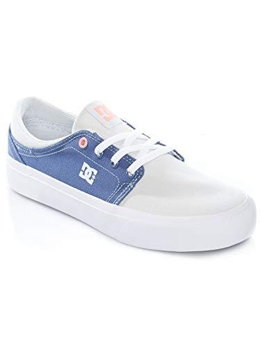 DC Shoes Trase TX - Shoes for Women - Schuhe - Frauen - EU 38 - Blau