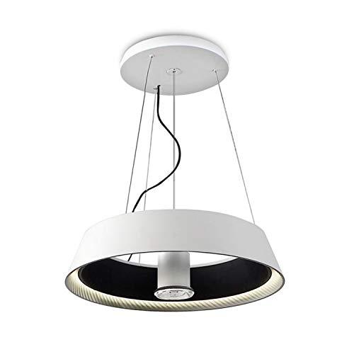 LEDS-C4 Ringofire – luminaire Ringofire LED 26 W Blanc