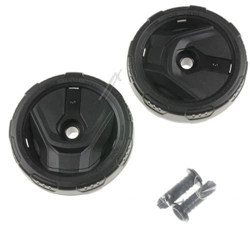 Karcher K4 K5 - Set di ruote di ricambio per rondella a pressione 9.002-438.0/90024380