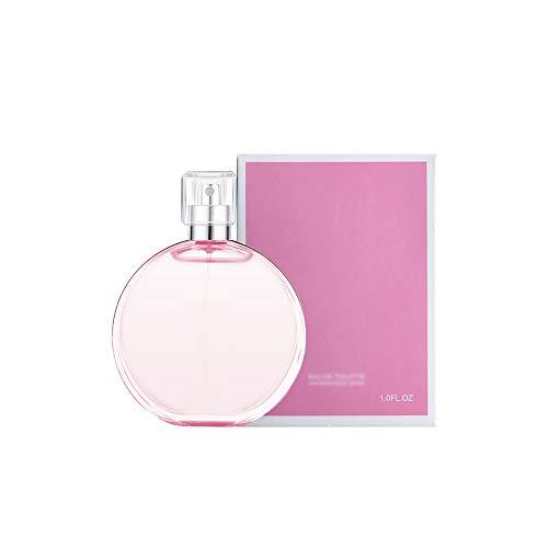 DQM Perfume Femenino, Fragancia Ligera de Larga duración, Perfume Floral afrutado, espray de perfumes de Esencia Francesa Fresca Natural, 30 ml / 1 oz