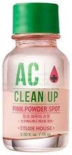 Etude House AC Clean Up Intense Pink Powder Spot 15ml