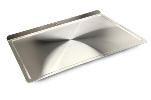 All-Clad Ovenware 14-Inch x 17-Inch Baking Sheet Bakeware, Silver