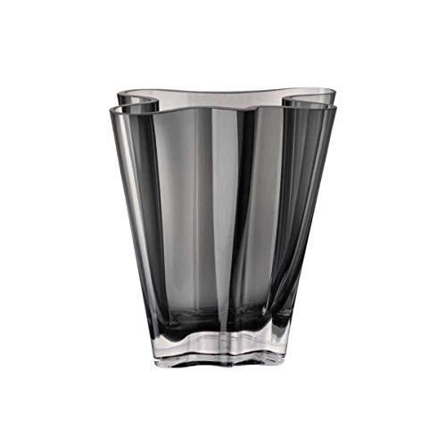 Rosenthal Flux Grau Vase 20 cm
