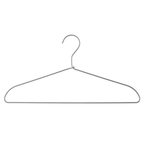 無印良品 アルミ洗濯用ハンガー・3本組 約幅41cm